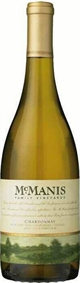 McManis Family Vineyards Chardonnay 2017 75cl